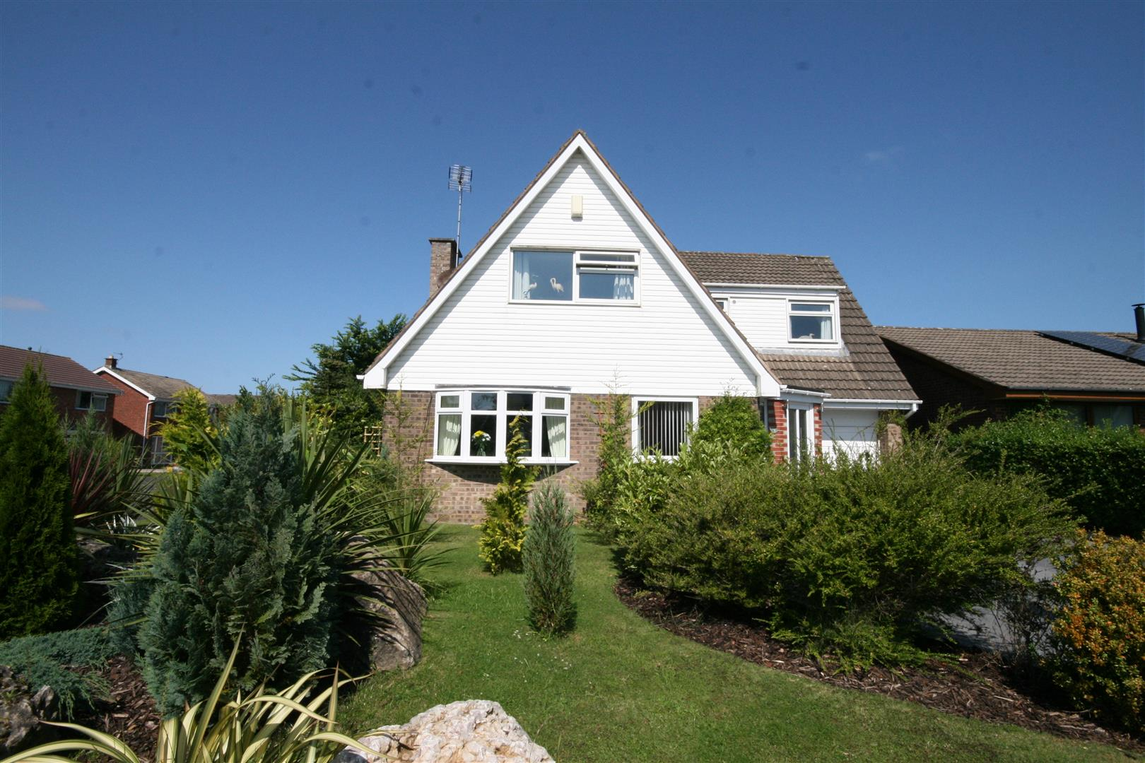 4 Bedrooms Property for sale in Elmswood Close, Lytham